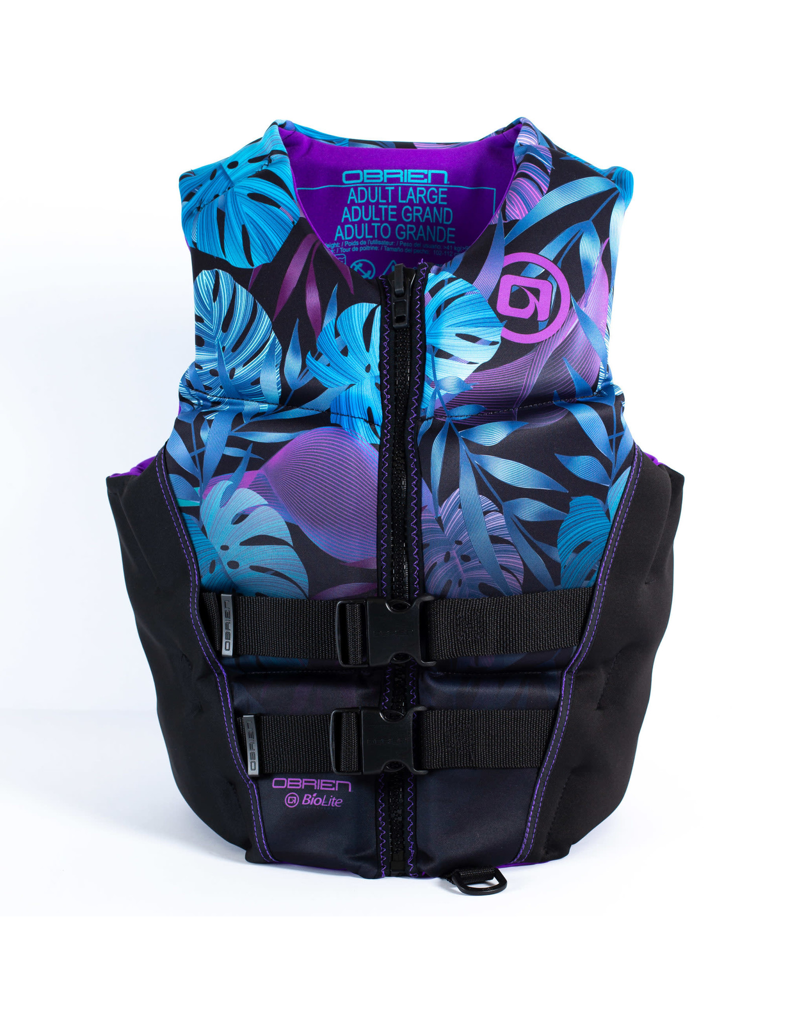 O'Brien HMZ Vest Ladies Flex V Back