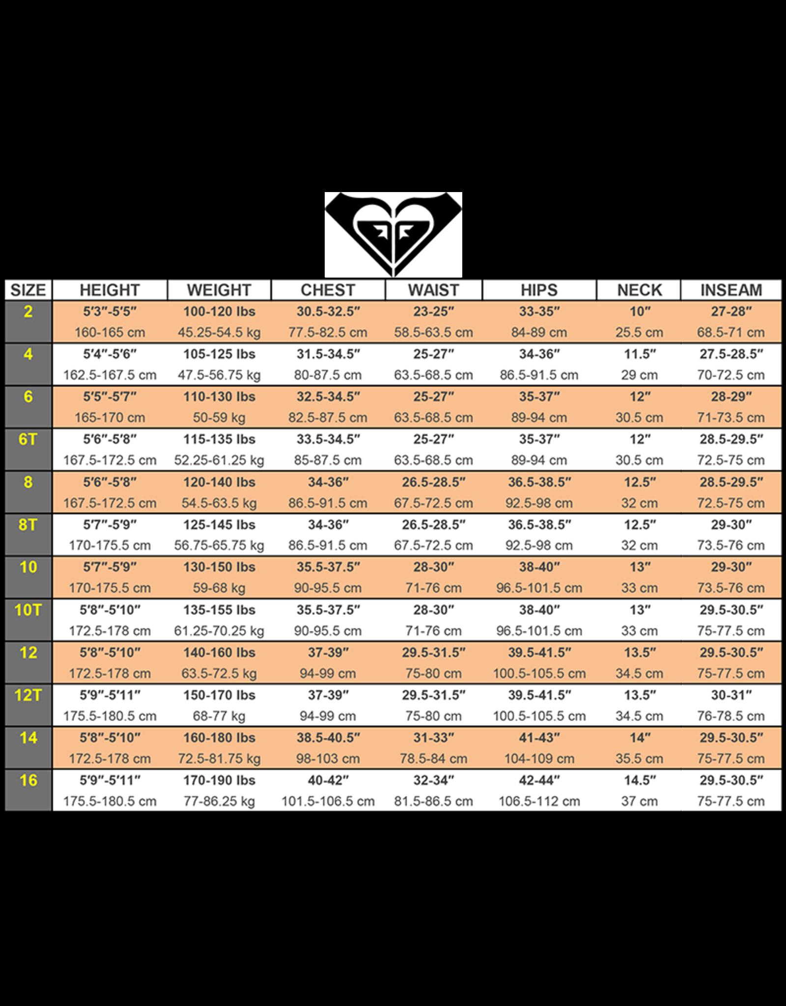 Quiksilver Womens 1.5 MM Wetsuit Top