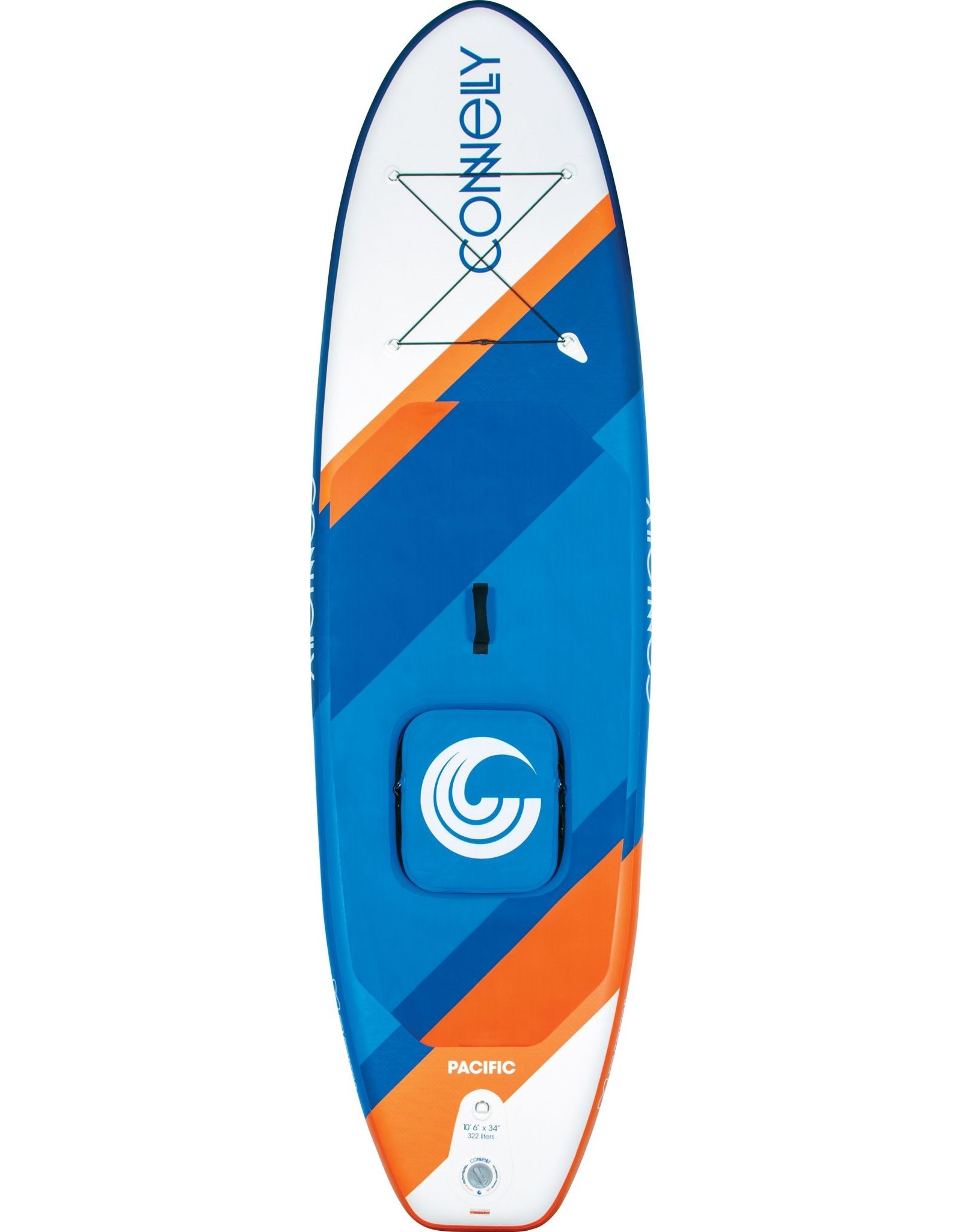 Connelly Pacific iSUP Paddleboard