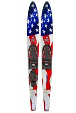 O'Brien Celebrity Flag Combo Skis