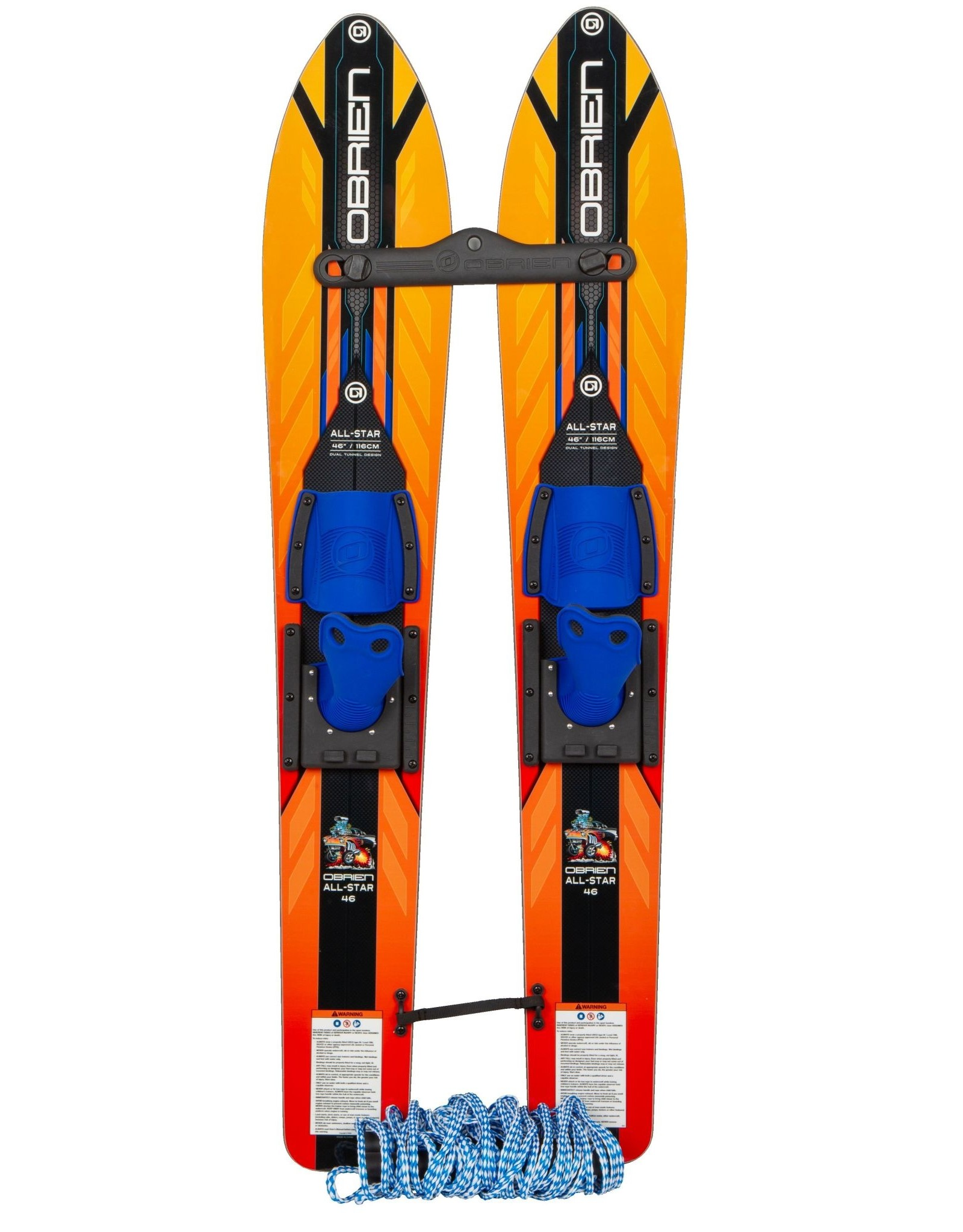 O'Brien All-Star Trainers Skis