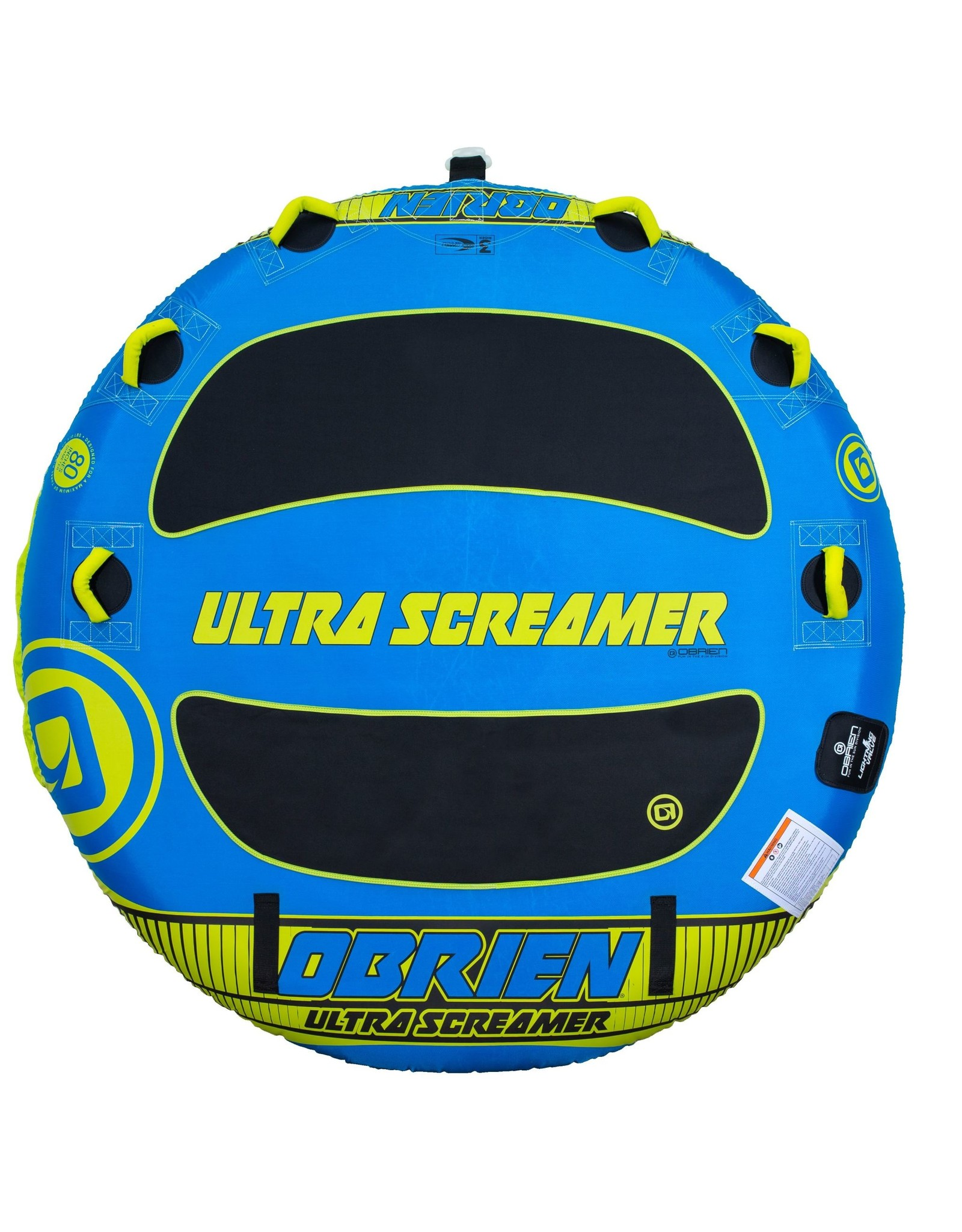 "O'Brien Ultra Screamer 80"" Blue Tube"