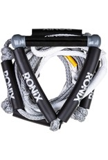 Ronix Bungee Wake Surf Rope Silver