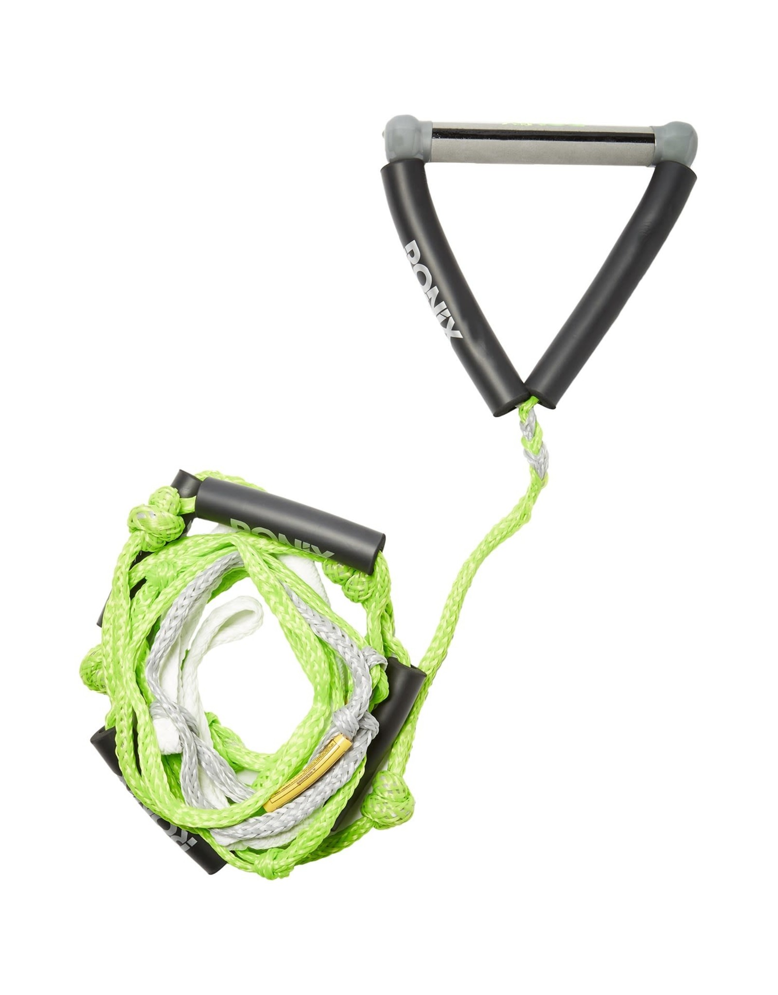 Ronix Bungee Wake Surf Rope Green
