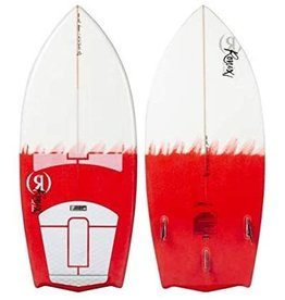 Ronix Women's Flyweight Bat Tail Thruster 4'5