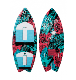 Ronix Super Sonic Space Odyssey - Girl's Fish  3'9