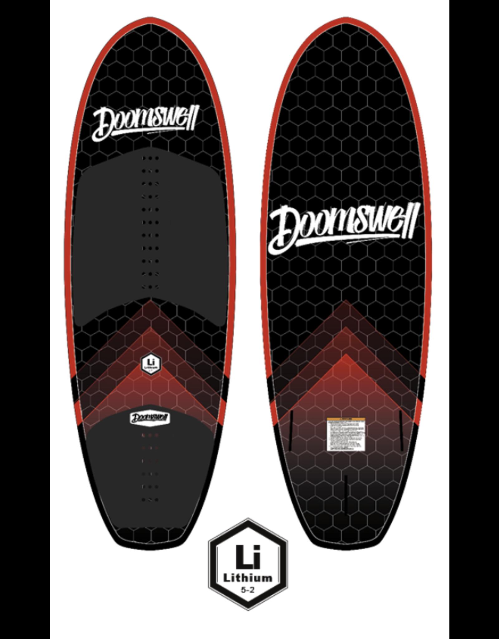 Doomswell 2021 Lithium 5'-2 Wakesurfer