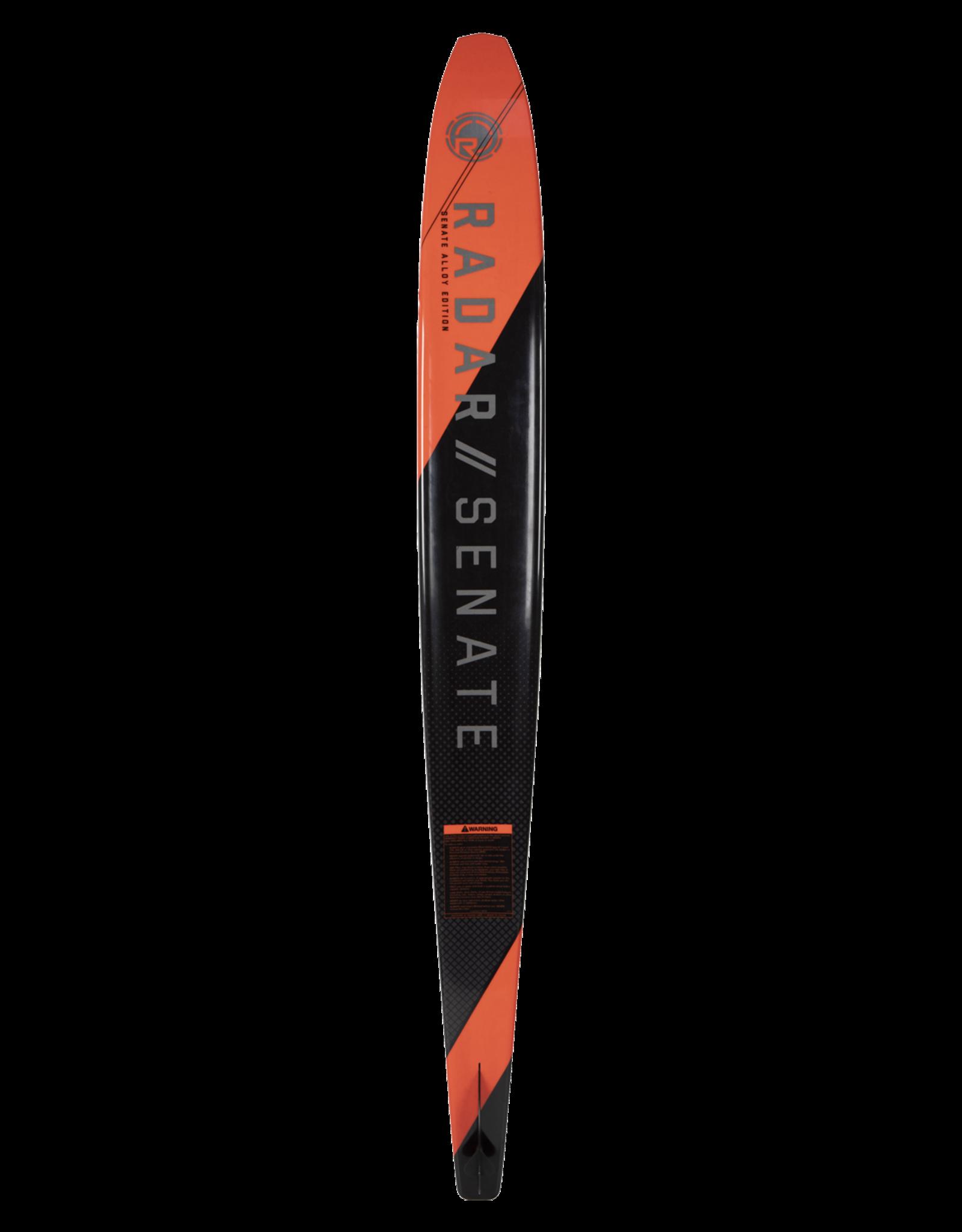 Radar 2021 Alloy Senate Slalom Ski