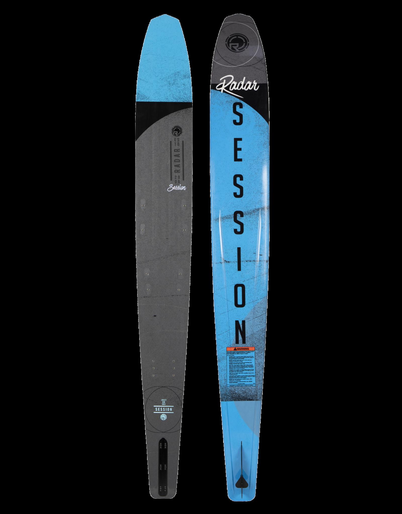 Radar 2021 Session Slalom Ski