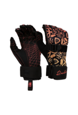 Radar Lyric Inside-Out Glove Coral Fade