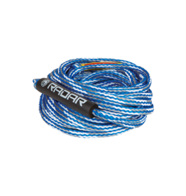 Radar 2.3K 60' Two Person Tube Rope Asst. Color
