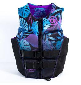 O'Brien Womens Flex V-Back Neo Vest