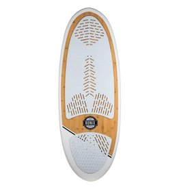 Ronix Koal Classic - Longboard - Bamboo Wood / White