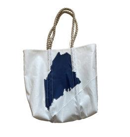Sea Bag State of Maine Medium Tote