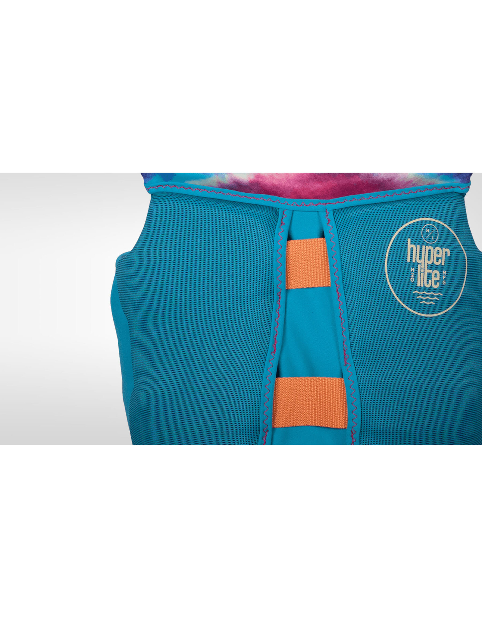 HO/Hyperlite Girlz Youth Indy HRM NEO Vest - Small (50 - 70 lbs)