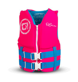 """O'Brien YOUTH NEO PINK -(50-90 lbs, 25""""-29"""")"""