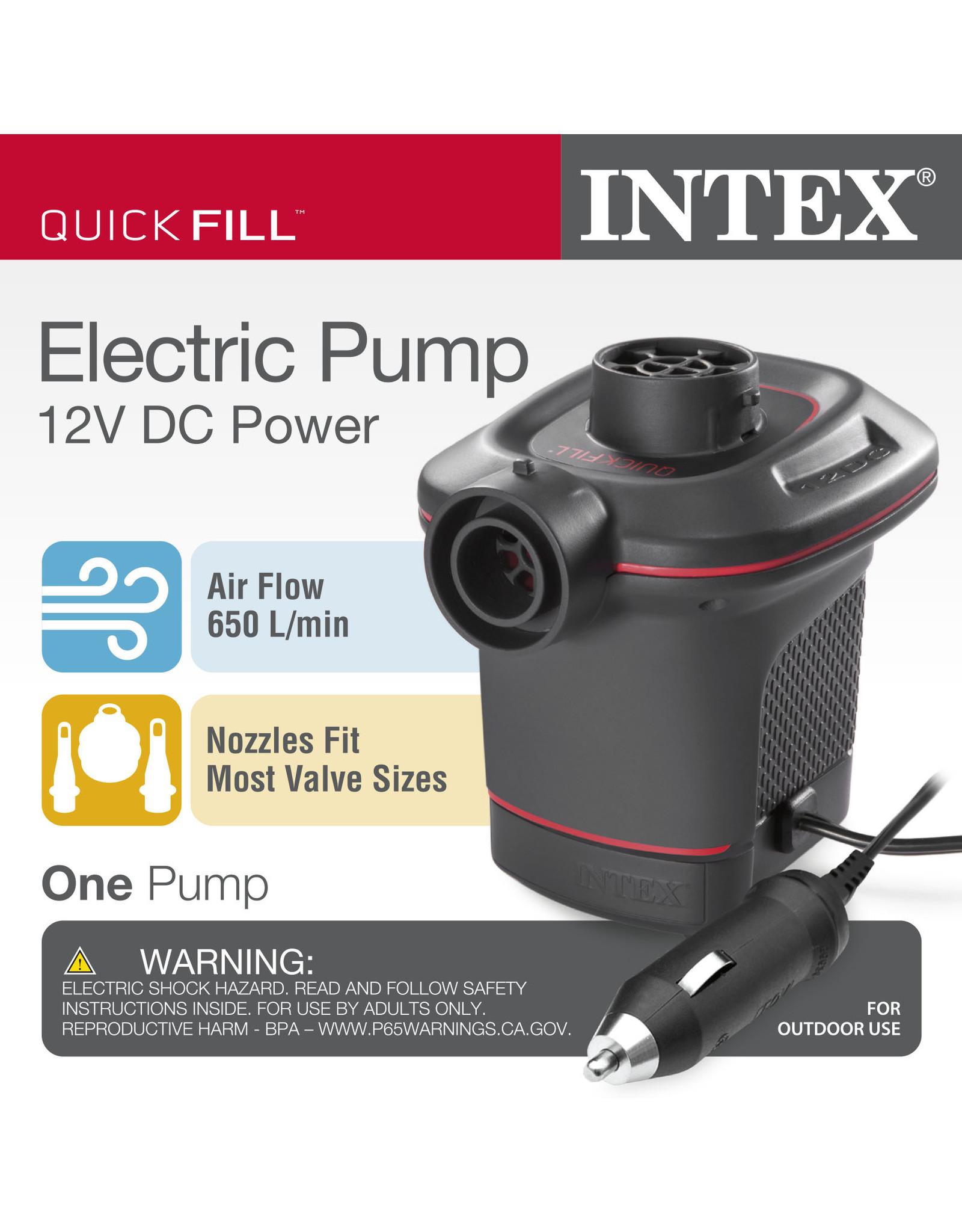 Wilcor Quick Fill 12V DC Electric Pump