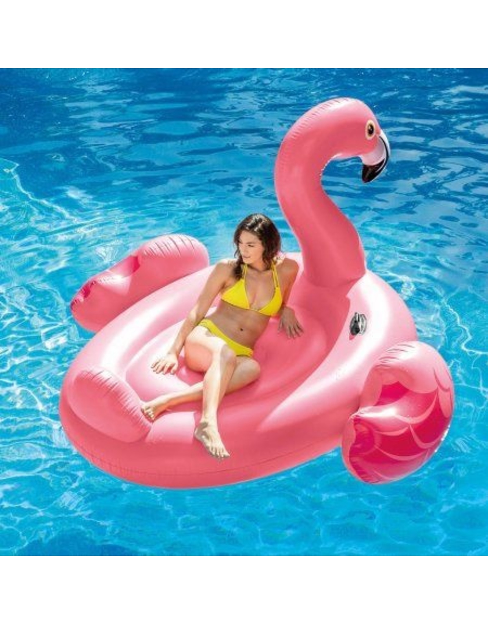 Wilcor Mega Flamingo Island Float