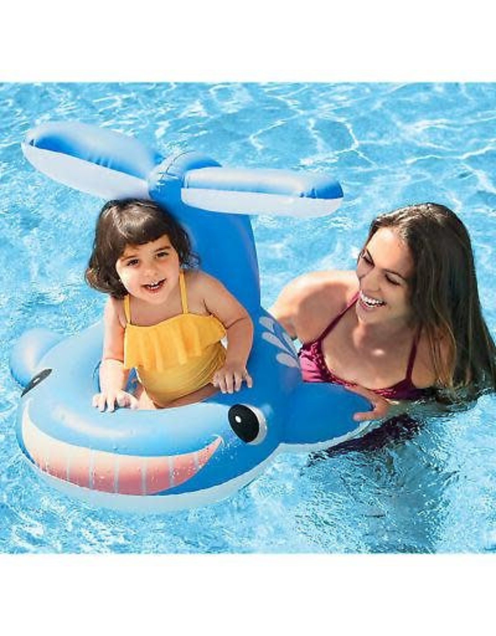 Wilcor Jolly Wale Baby Float