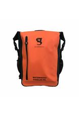Geckobrands Paddler 30L Waterproof Backpack - Orange
