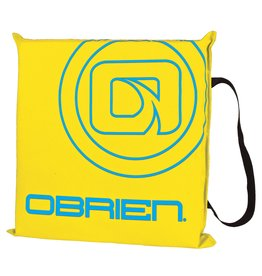 O'Brien Throw Cushion, Yellow