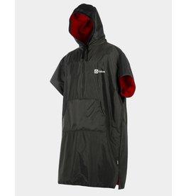 Follow Rain Towelie Black One Size