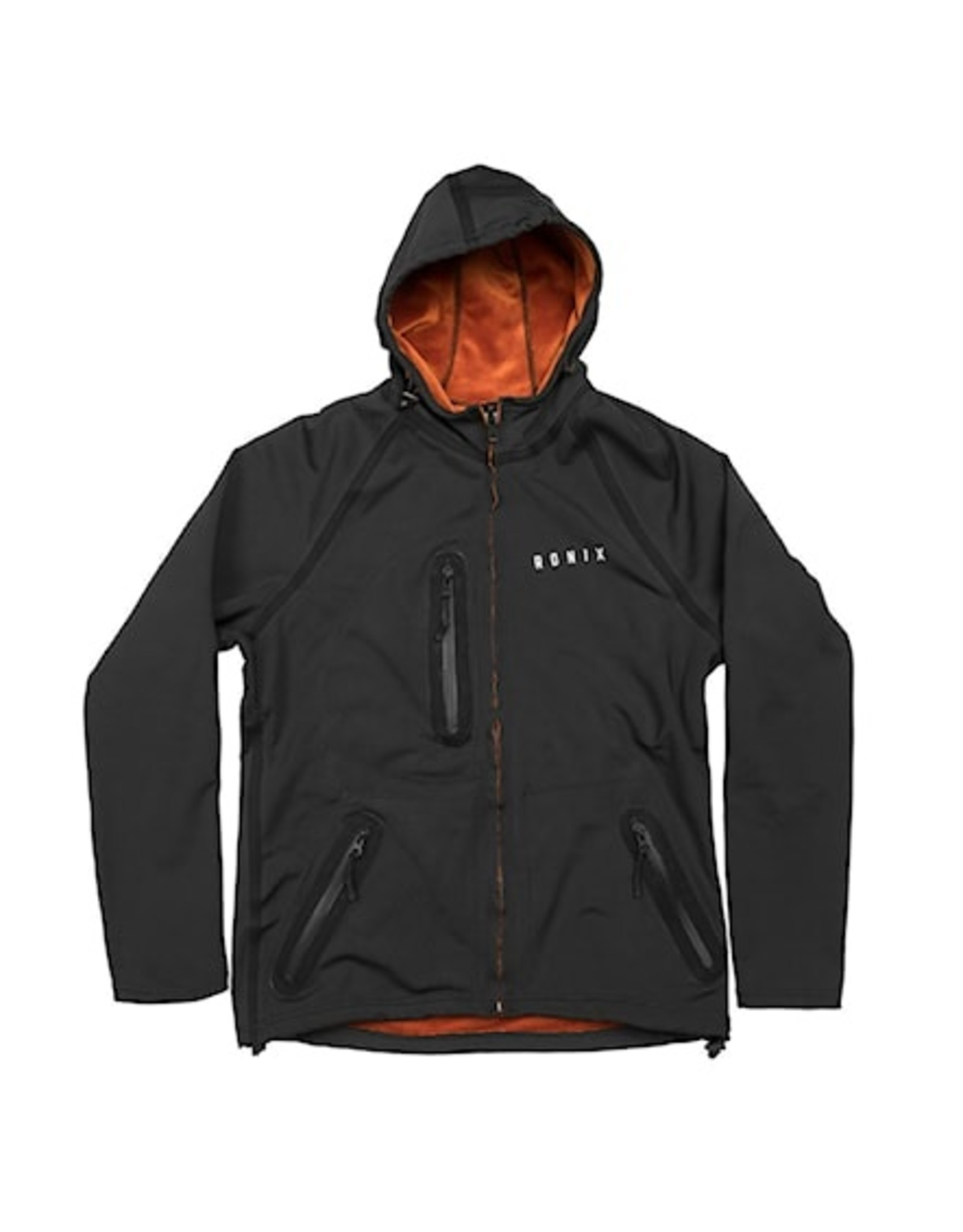 Ronix Wet / Dry Neo Shell - Black / Orange