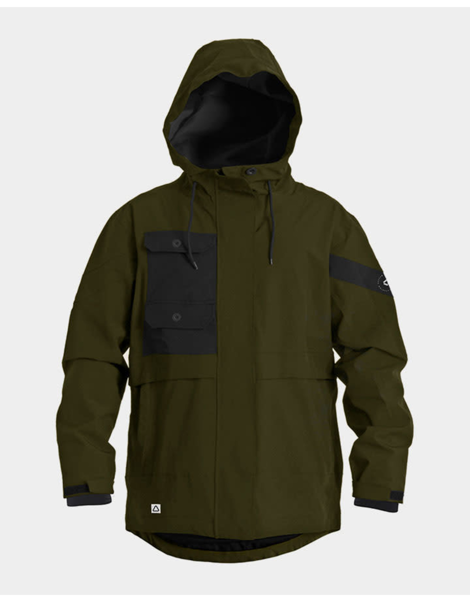 Follow LAYER 3.1 OUTER SPRAY UPSTATE OLIVE