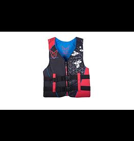 HO/Hyperlite Mens Infinite Vest Blk/Red