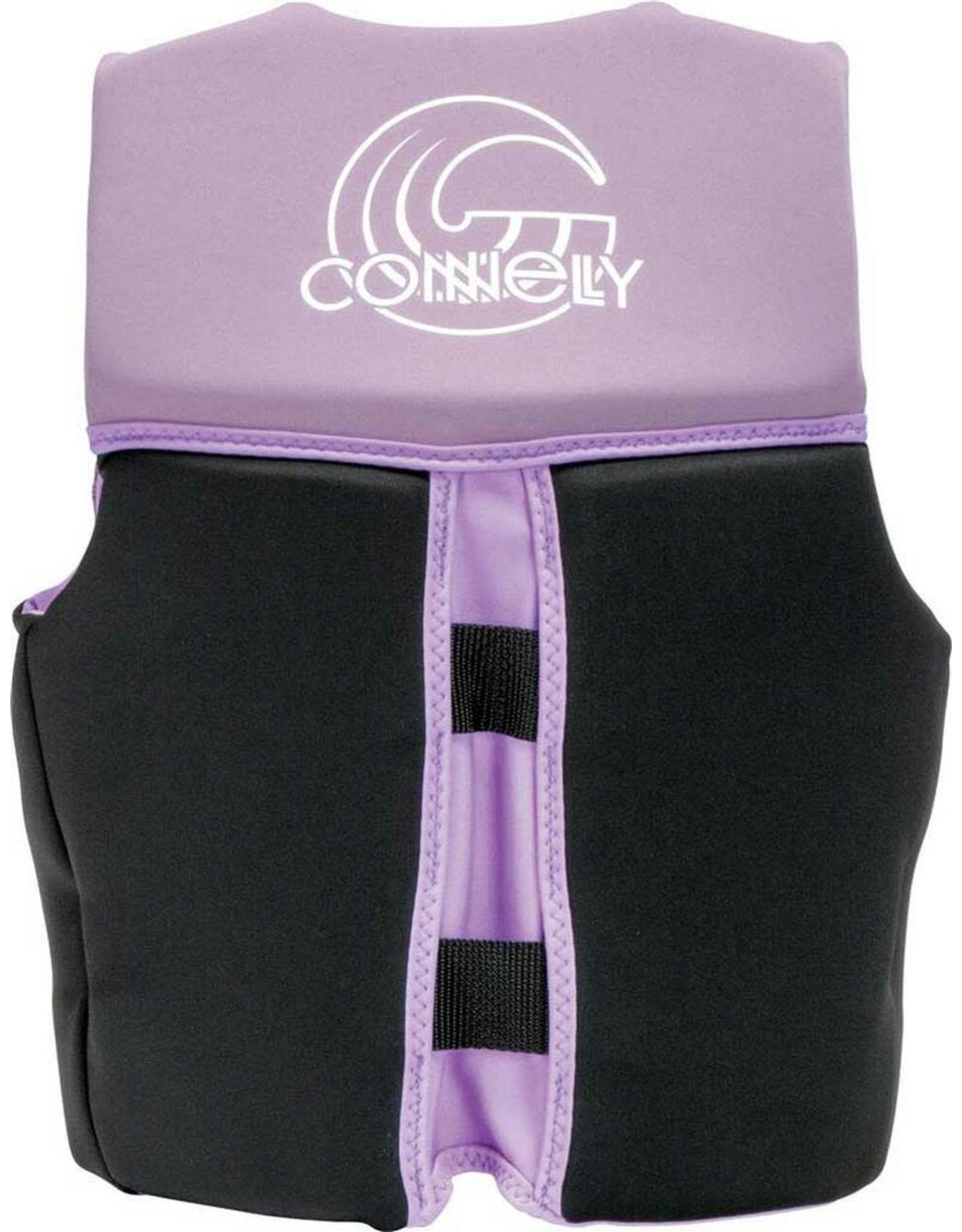 Connelly GIRLS YOUTH CLASSIC NEO VEST - LARGE (60-90lbs)
