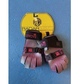 Radar Bliss Inside-Out Glove - Hotter Pink - Large