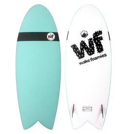 "Liquid Force 2022 WAKE FOAMIE FISH SURFER 4'8"""