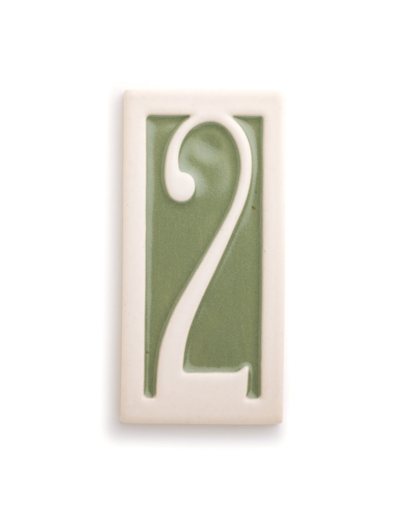 Rookwood House Numbers, #2