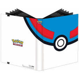 UP BINDER 2IN POKEMON GREAT BALL