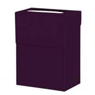 Deck box - plum