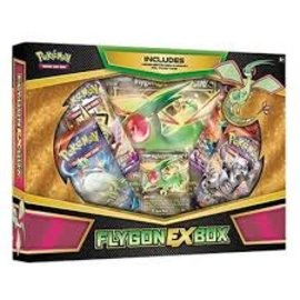 Pokemon company POKEMON FLYGON-EX BOX