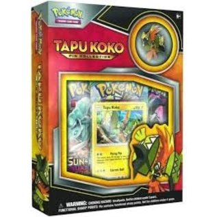 Pokemon company POKEMON TAPU KOKO