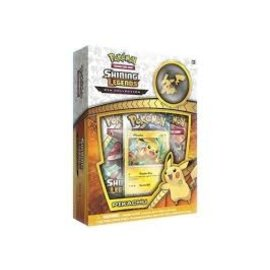 Pokemon company POKEMON SHINNING LEGENDS PIN BOX - PIKACHU