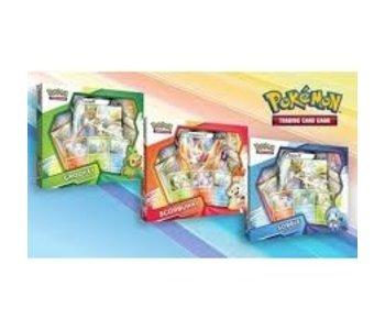 Pokemon Galar collection (Anglais)