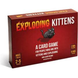 Exploding kittens (Anglais)