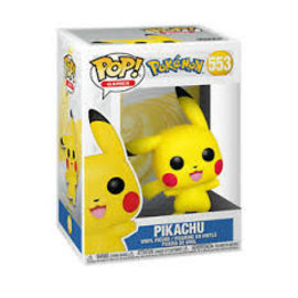 Pop! Vinyl - Pikachu
