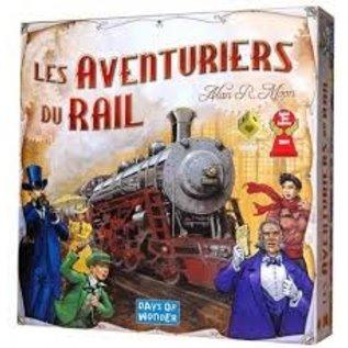 Days of wonder Les Aventuriers du Rail