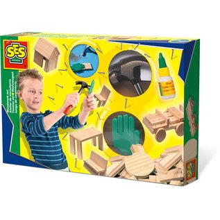 SES Woodwork set