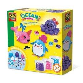 SES Pate a modeler - Ocean friends