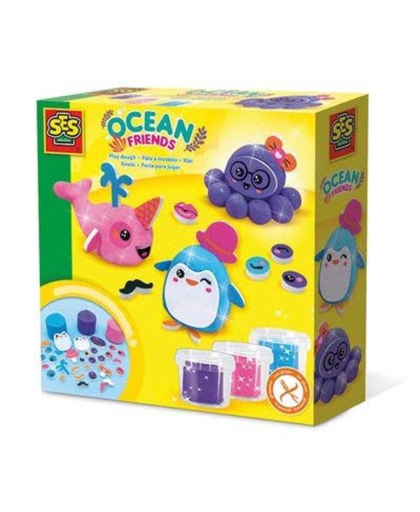 Pate a modeler - Ocean friends