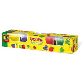 SES Play dough aroma - 4 x 90 g
