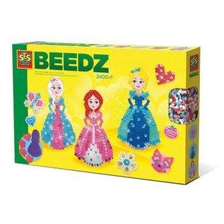 SES Perles a repasser - Princesses et diamants