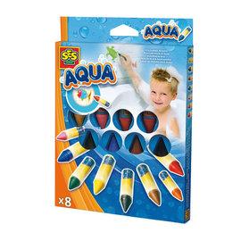 SES Aqua Crayon Bain