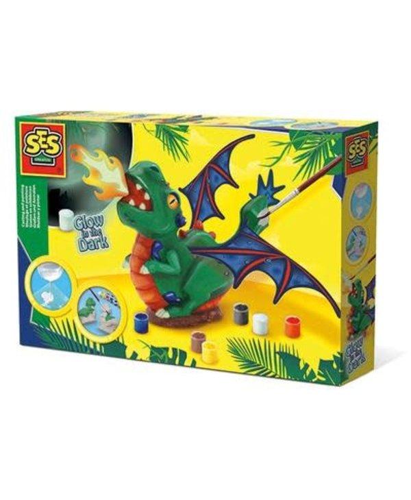 Casting & Painting - Dragon