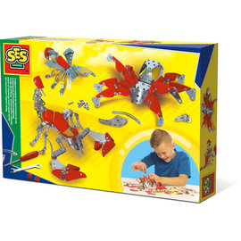 SES Metal crawlies construction set